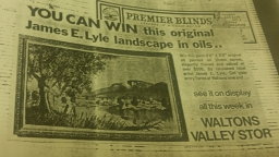 Photo courtesy of OM93-13, James Lyle Clippings, John Oxley Library, State Library of Queensland, Australia.